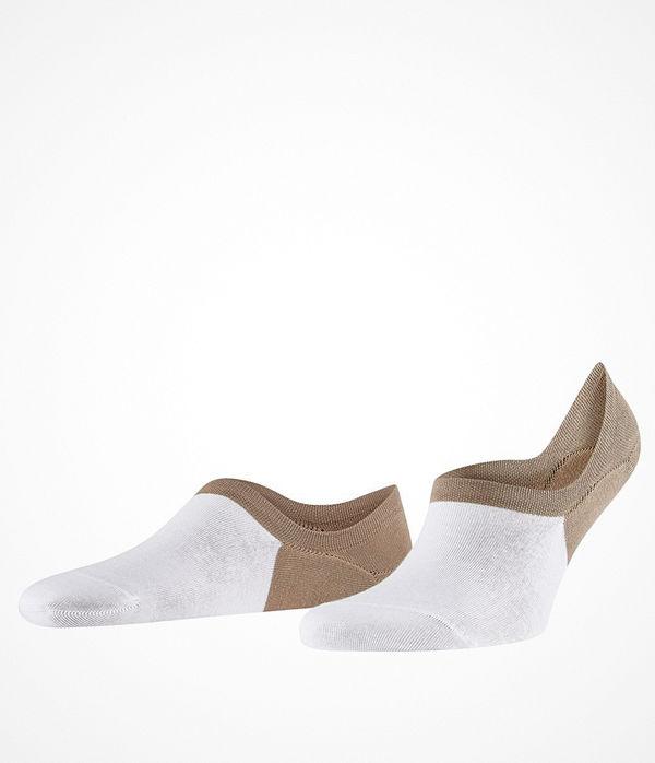 Falke Colour Blind Blend Sock White