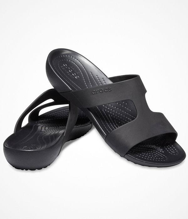 Crocs Serena Slide W Black