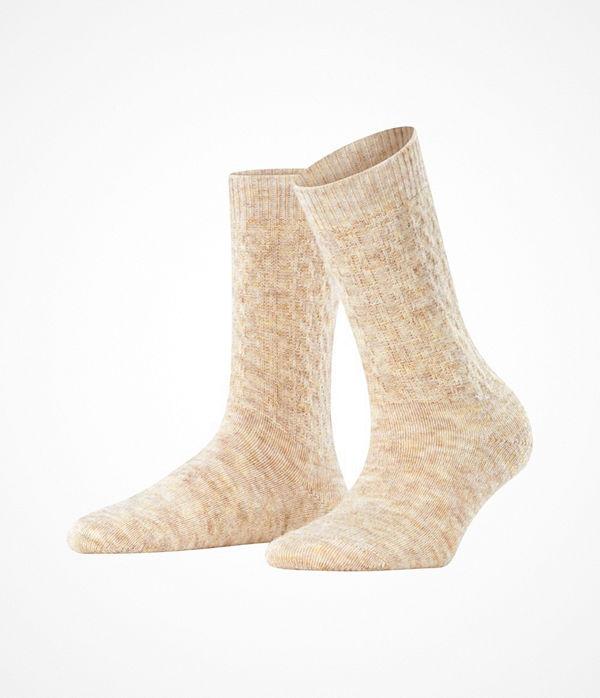 Falke Women Nature Socks Beige