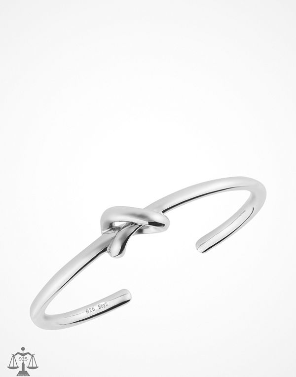 SOPHIE By SOPHIE smycke Knot Cuff