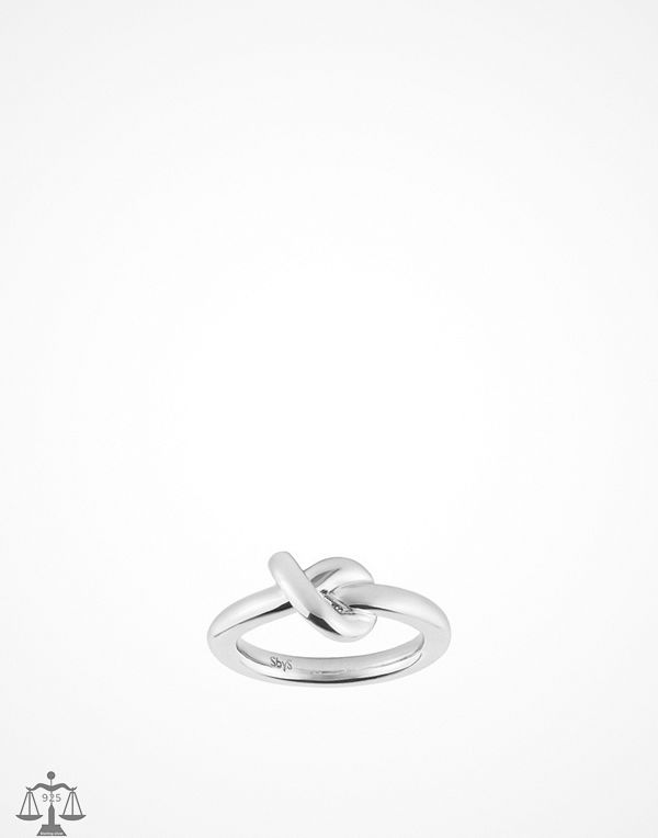 SOPHIE By SOPHIE Knot Ring Silver