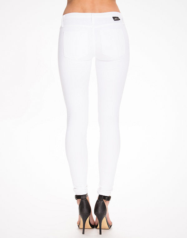 Dr. Denim Kissy Denim Leggings White