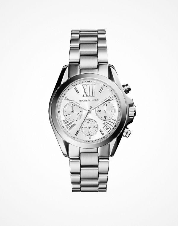 Michael Kors Watches Bradshaw Silver