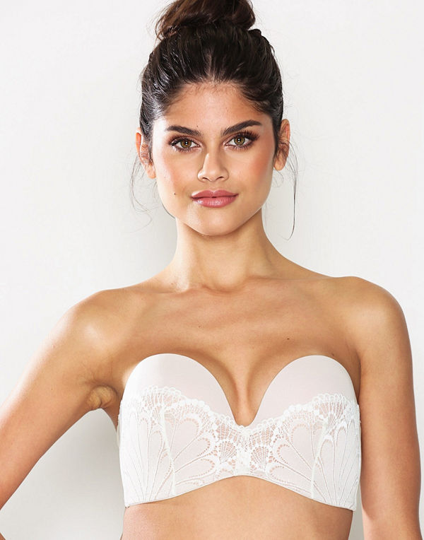 e1ee0746f30d6 Wonderbra Glamour Perfect Strapless Bra Ivory - BH online ...