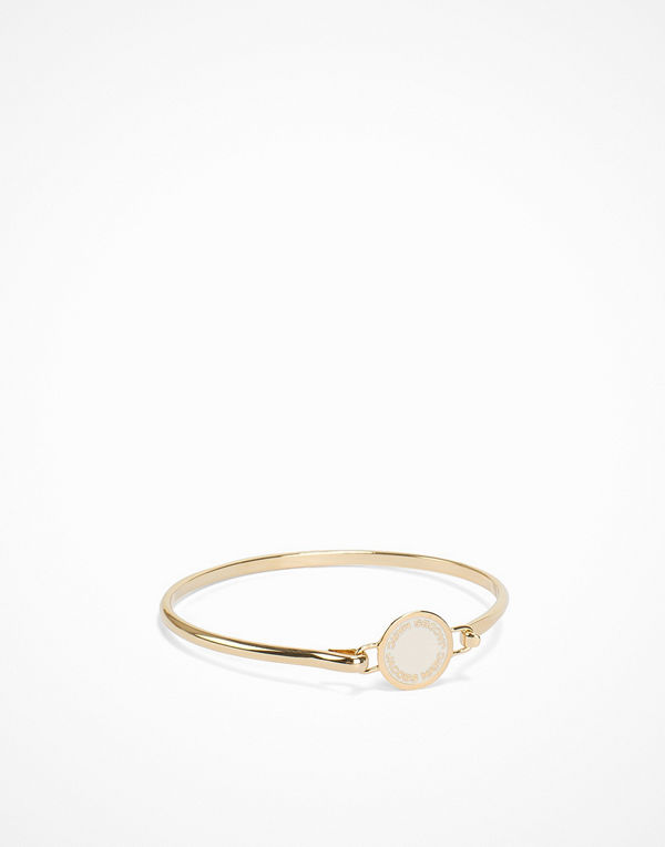 Marc Jacobs armband Hinge Bracelet Cream
