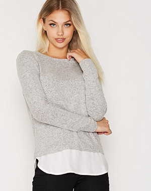 NLY Trend Two In One Cozy Top