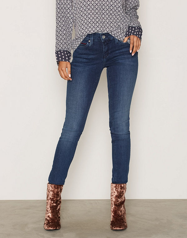 Tommy Hilfiger Mid Rise Skinny Nora NMST