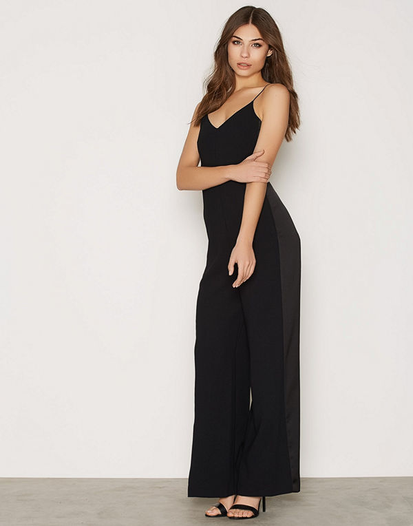 Topshop Strappy Slouch Jumpsuit