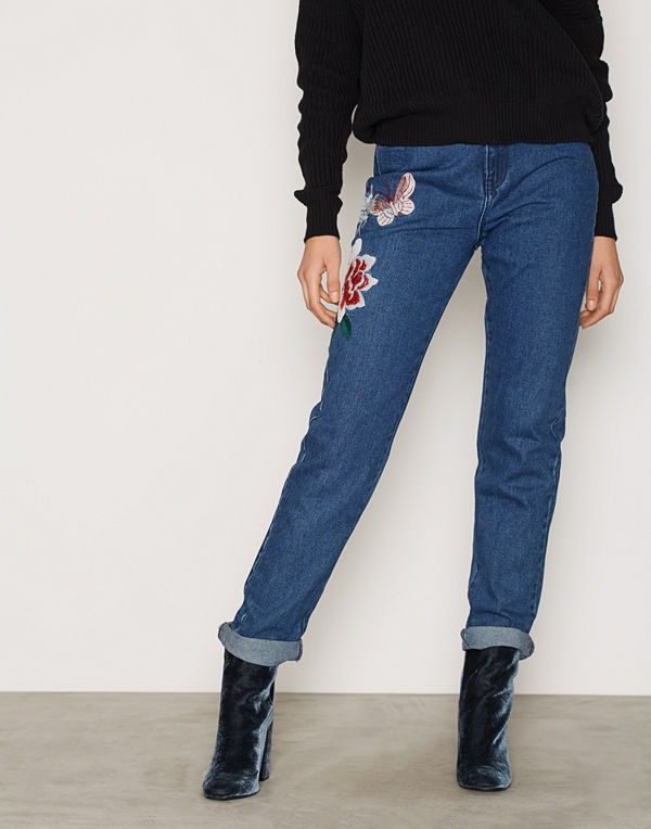 Glamorous Butterfly Jeans