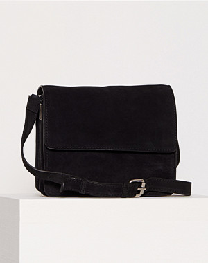 Pieces PCFELICIA SUEDE CROSS BODY