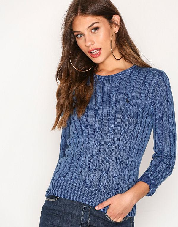 Polo Ralph Lauren Julianna-Classic-Long Sleeve-Sweater