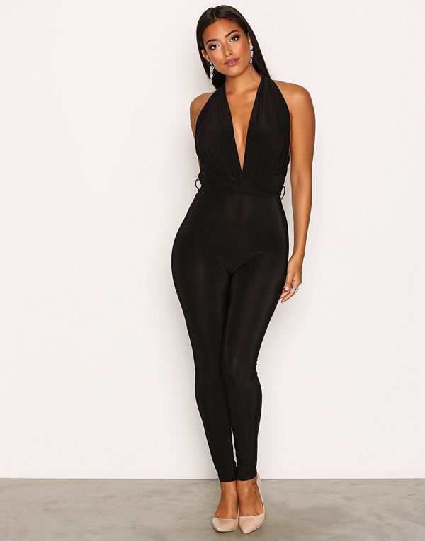 NLY One Multi Tie Option Jumpsuit