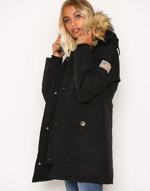 Svea Miss Smith Jacket Black