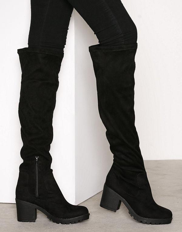 Duffy Knee High Boot