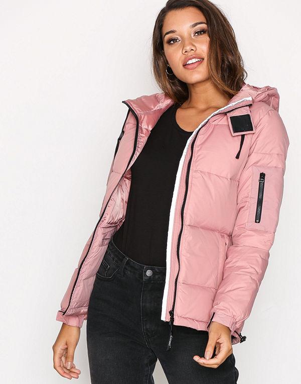 d.brand Eskimå Down Jacket Dusty Pink