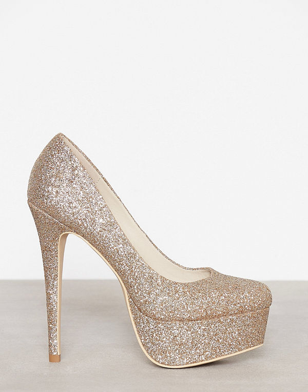 NLY Shoes Platform Pump