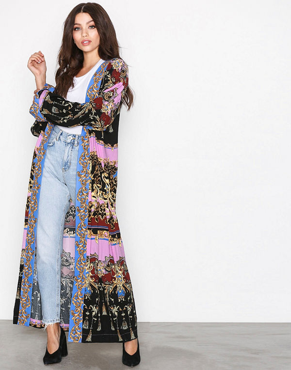 Free People Let's dance Robe Lilac