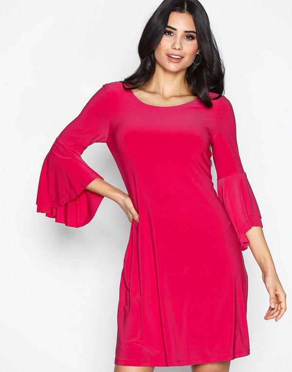Lauren Ralph Lauren Tycenda Day Dress Rose