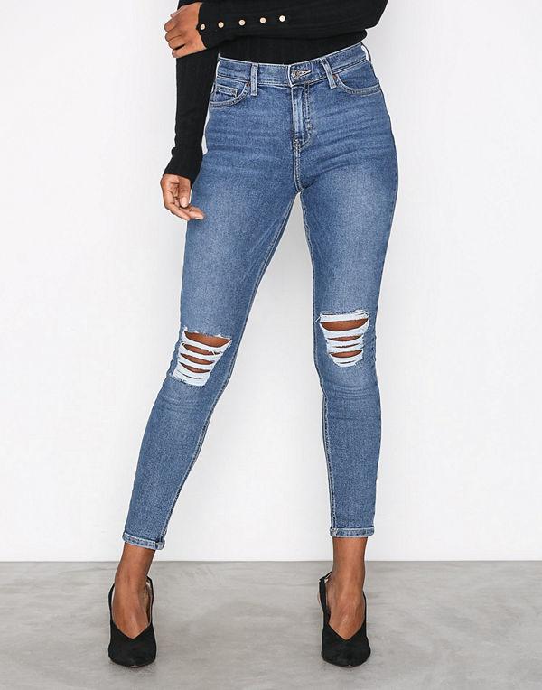 Topshop MDT Rip Jamie Jeans