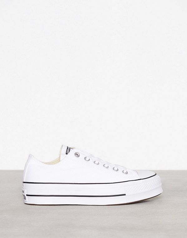 Converse Chuck Taylor All Star Lift Ox Vit