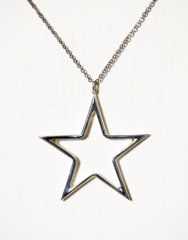 Blue Billie smycke Big Star Charm