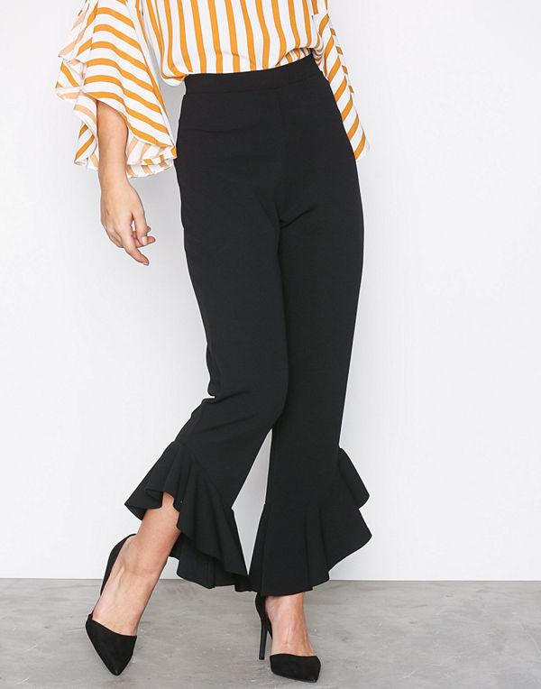 Sisters Point svarta byxor Gosho Pants Black