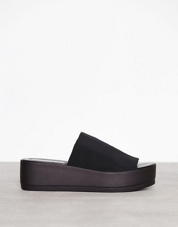 32fc8703d93 Steve Madden Slinky Sandal Black - Sandaler   sandaletter online ...
