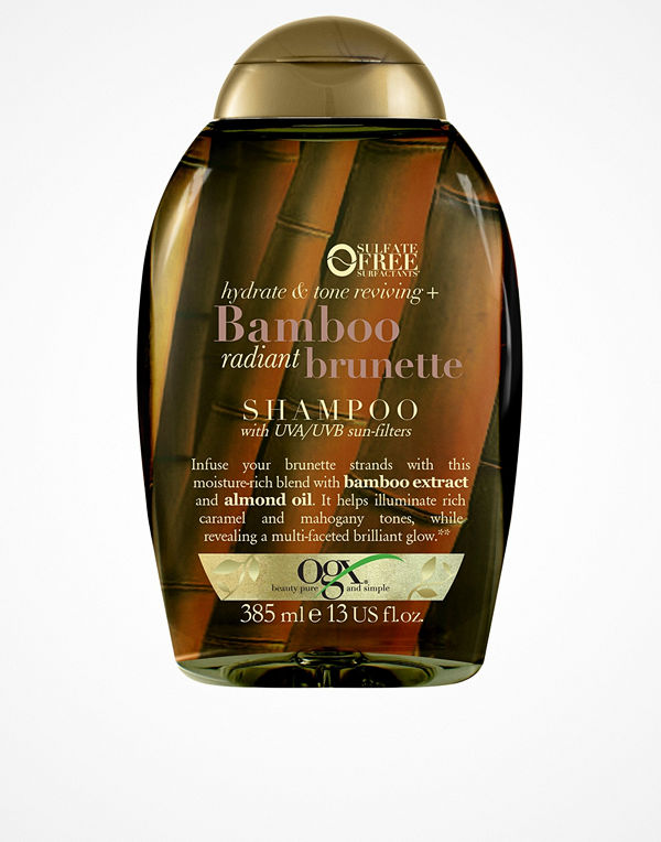 OGX Bamboo Brunette Conditioner 385ml