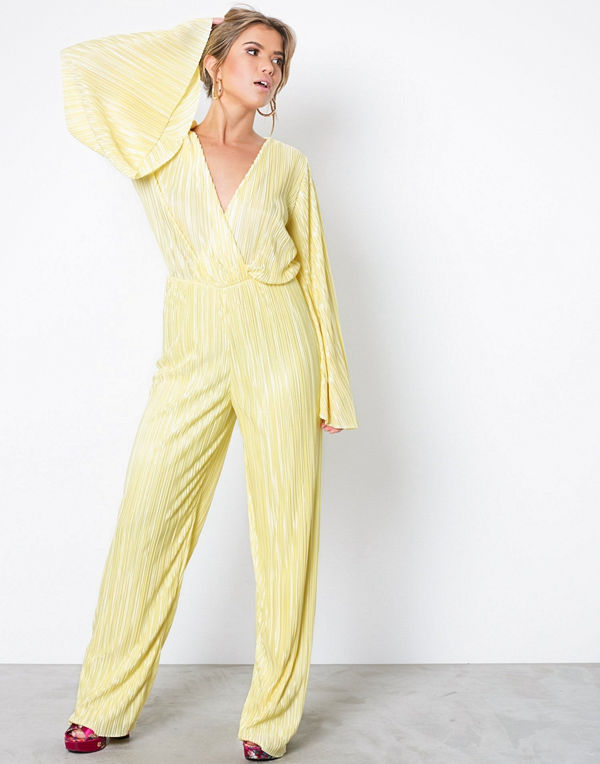 NLY Trend Pleated Kimono Jumpsuit
