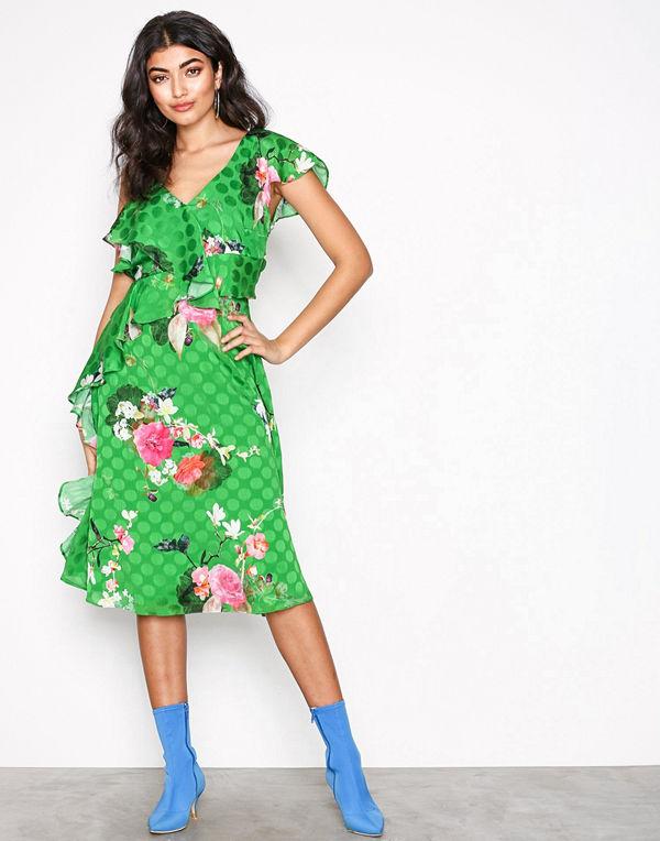 River Island Ruffle Waisted Dress