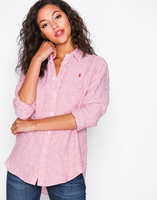 Polo Ralph Lauren Relaxed Shirt Red