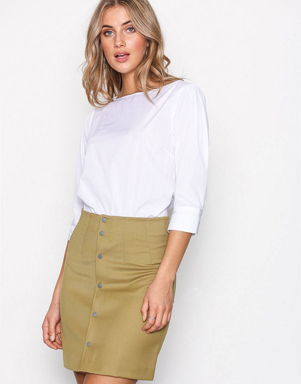 Filippa K Twill Skirt