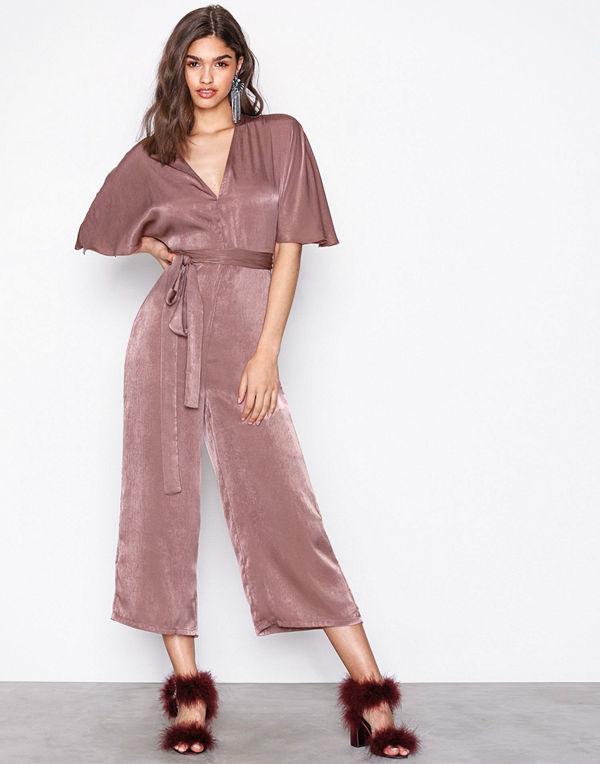 NLY Trend Kimono Culotte Jumpsuit