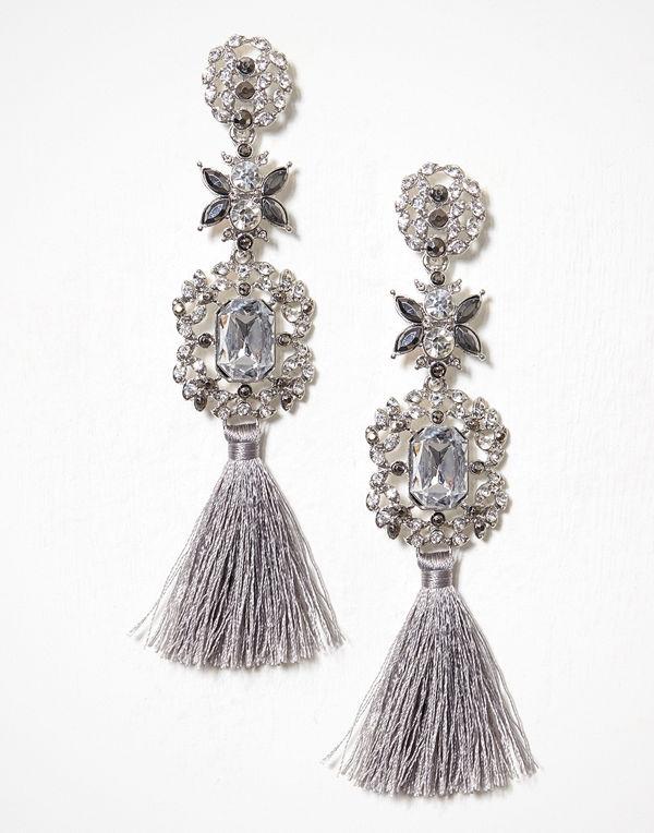Pieces örhängen Pcmaris Earrings Ff Silver