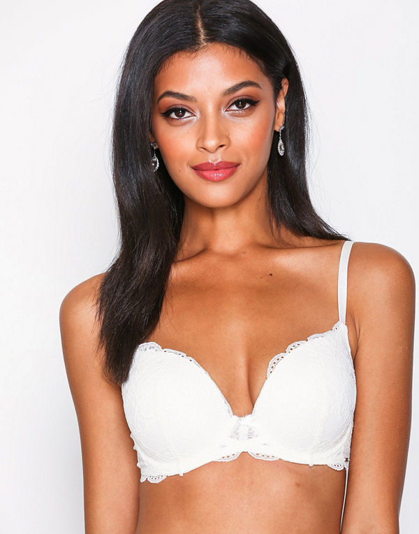 Lindex Ella M Lace Push Up Bra