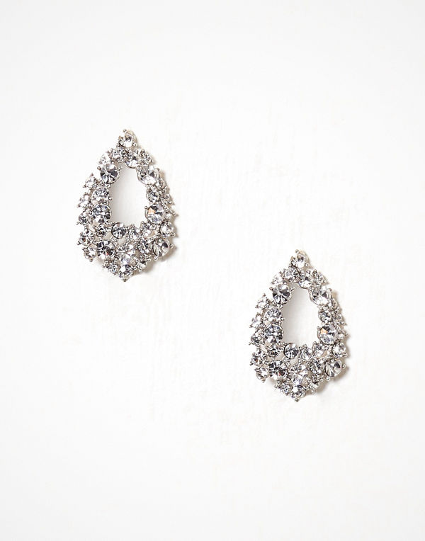 Lily and Rose örhängen Petite Alice Earrings Crystal