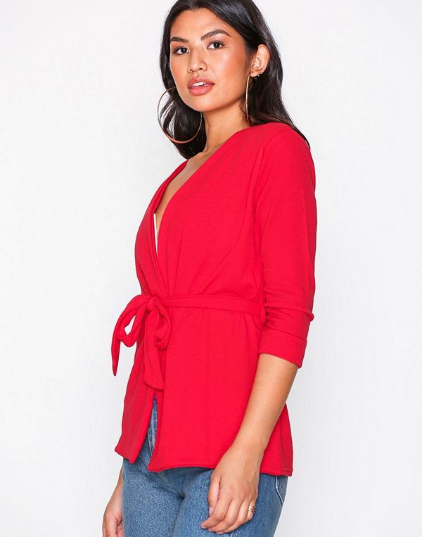 Sisters Point Caddy Blazer Red
