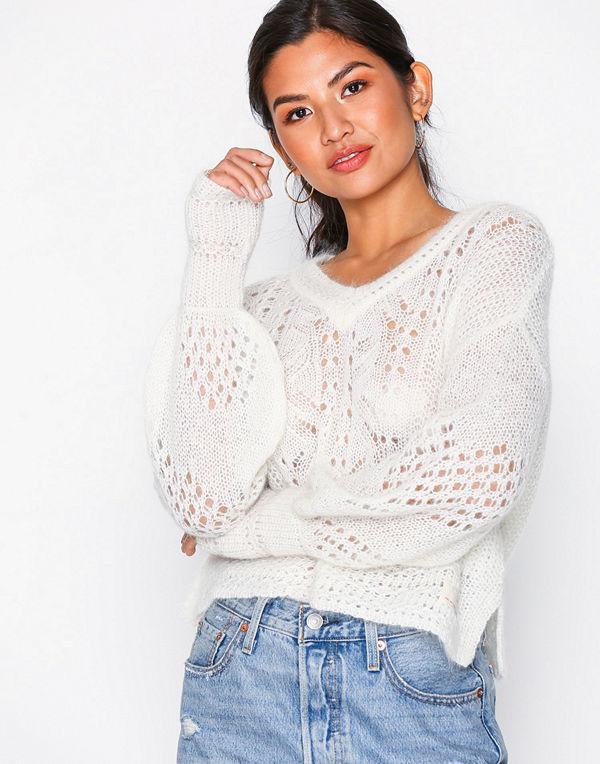 Odd Molly smashing sweater Chalk