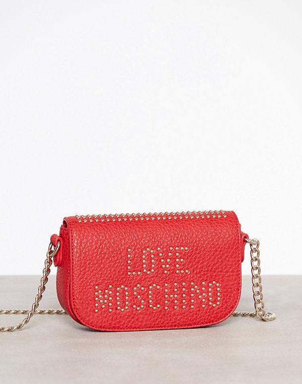 Love Moschino JC4066PP16LS0 Röd axelväska