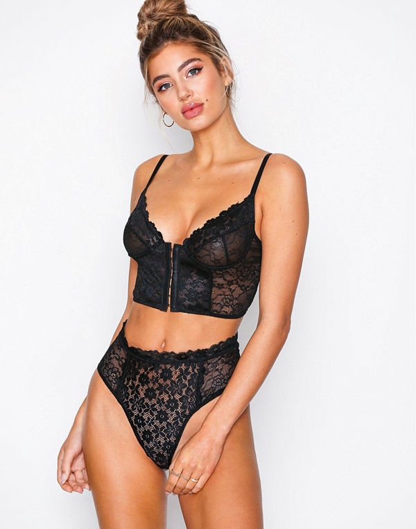 NLY Lingerie Old Stories High Waist Panty