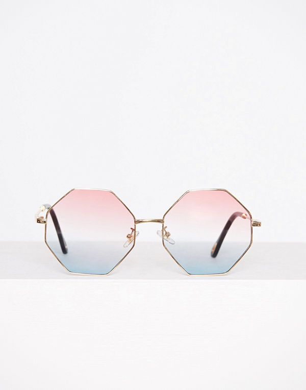 NLY Accessories Eight Squared Sunglasses