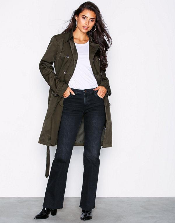 Lauren Ralph Lauren Cotton Trenchcoat