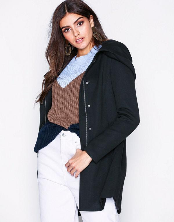 Vero Moda Vmverodona Ls Jacket Noos Svart
