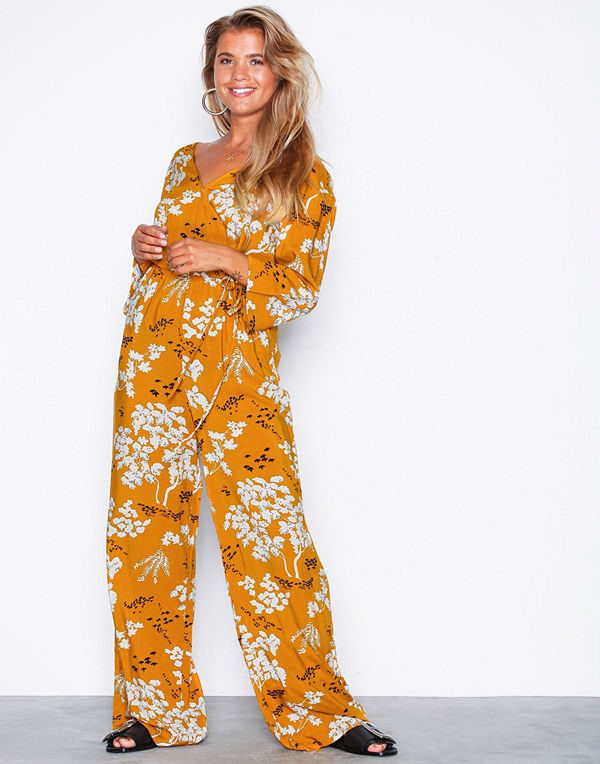 NLY Trend Boho Wrap Jumpsuit