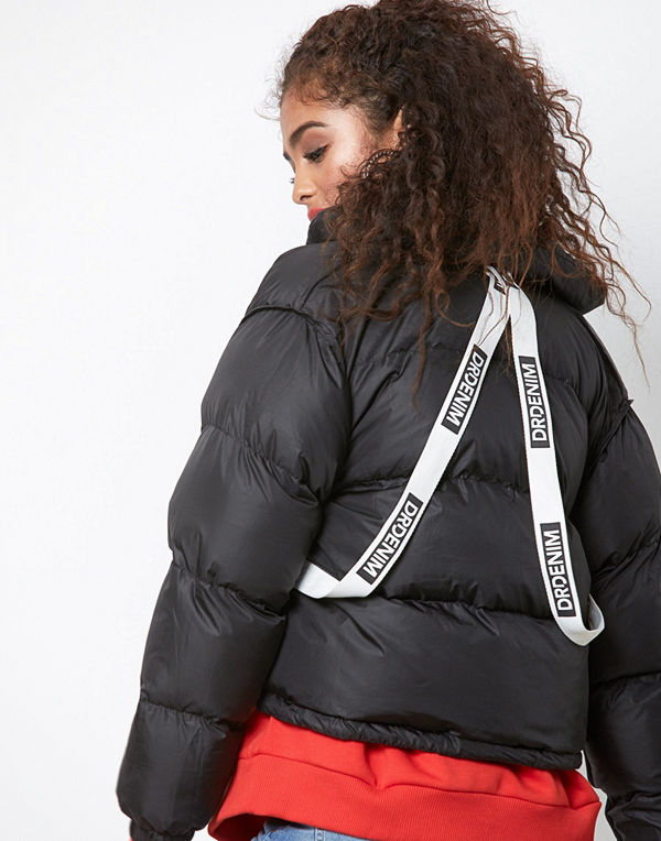 Dr. Denim Bibi Puffer Jacket