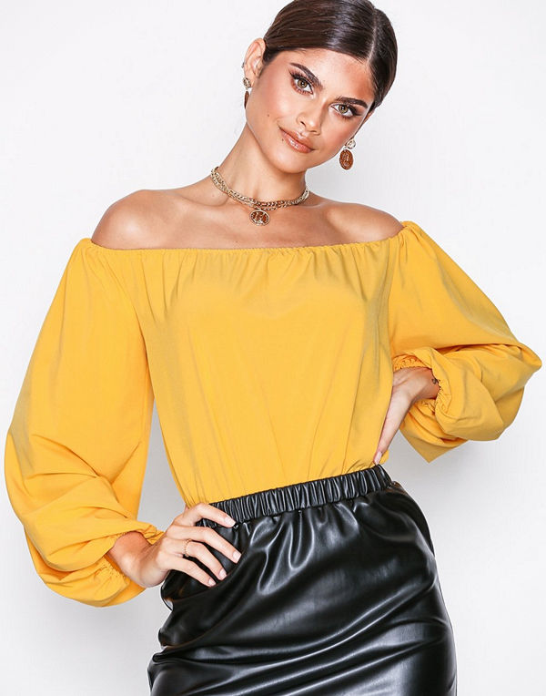 NLY One Volume Off Shoulder Body