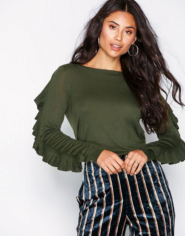 Lauren Ralph Lauren Robinette-Long Sleeve-Sweater