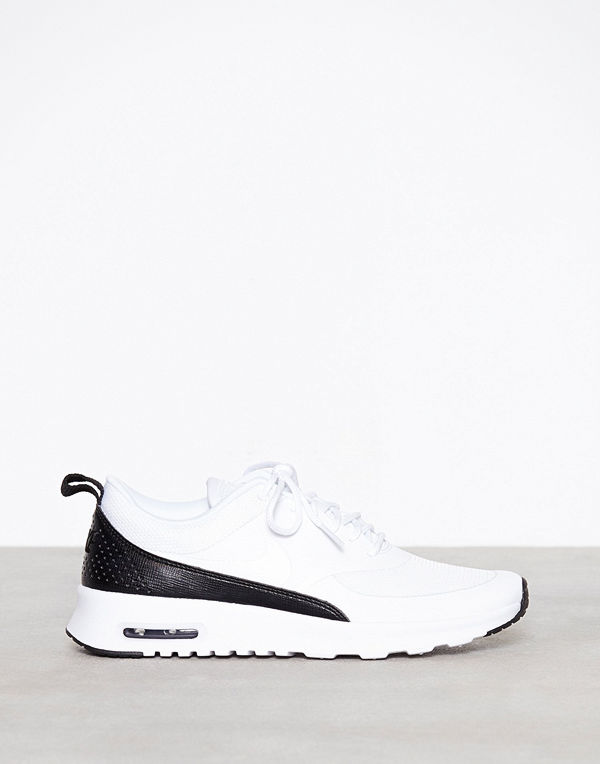 sale retailer 9e446 580ab Nike Nsw Wmns Nike Air Max Thea Vit Svart