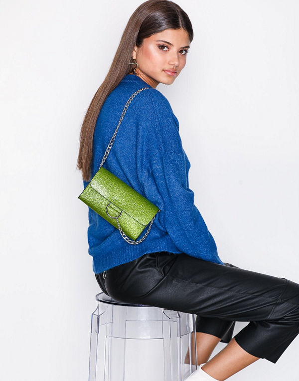 NLY Accessories omönstrad axelväska Sparkling Ring Bag