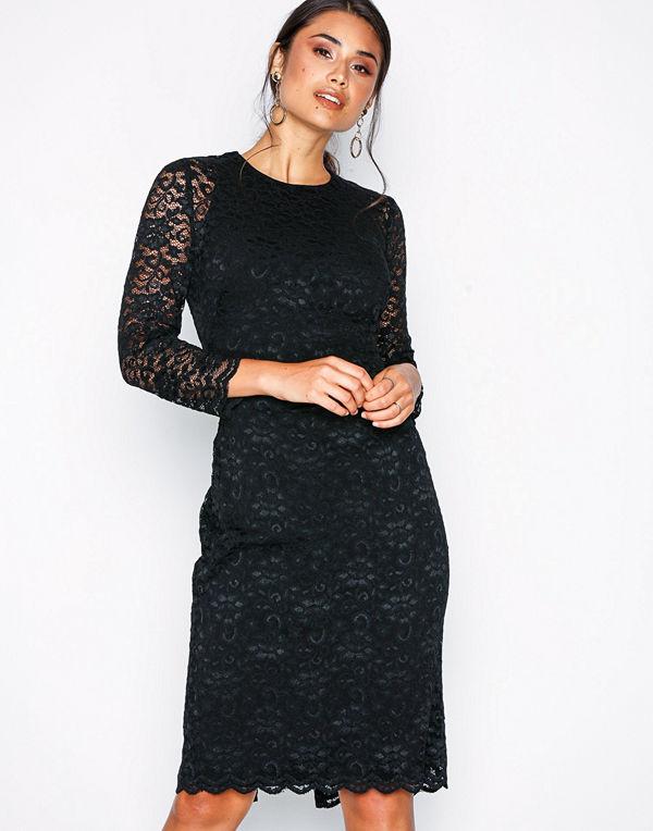 Lauren Ralph Lauren Dexter-3/4 Sleeve-Day Dress